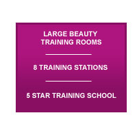 Training Facilities at Kent Beauty School